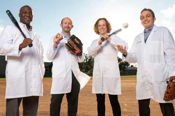 The Brain's A-Team: UF's Heavy Hitters of Neuroscience