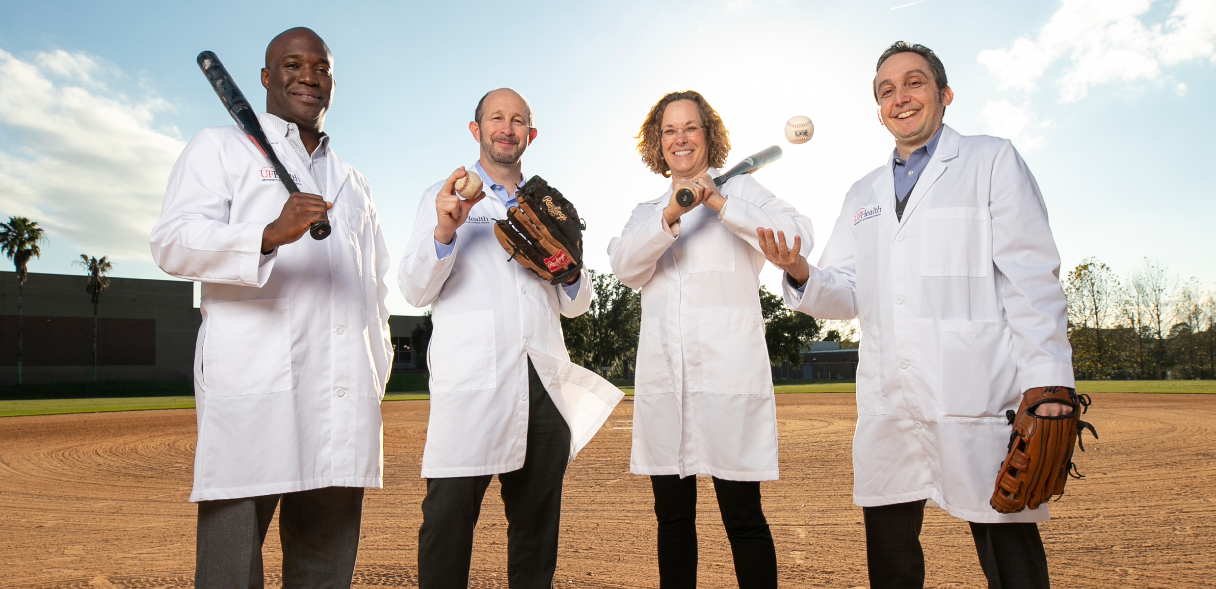 The Brain's A-Team: UF's Heavy Hitters of Neuroscience