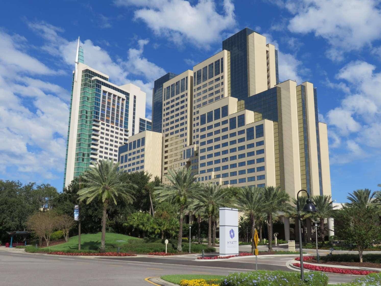 Located at the Hyatt Regency in Orlando, FL